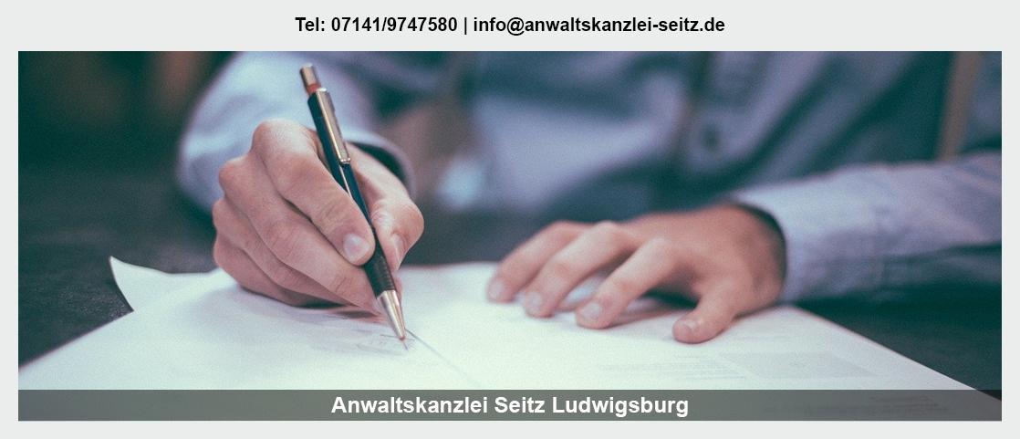 Mietrecht Korntal-Münchingen - Alexander Seitz: Räumungsklage, Arbeitsrecht