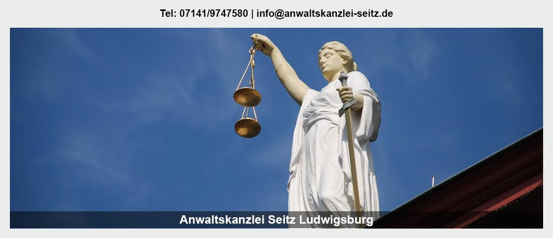 Mietrecht Ludwigsburg - Alexander Seitz: Räumungsklage, Eigenbedarf